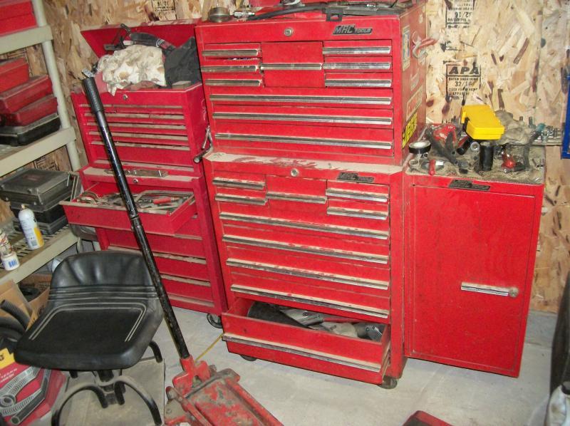 Jeff Affield Mechanic Racers Auction Estate Sale