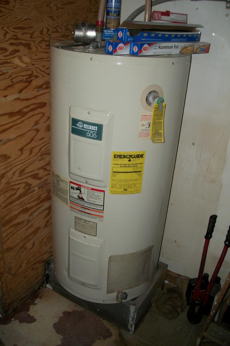 Reliance 606 Electric Water Heater Best Water Heater 2018